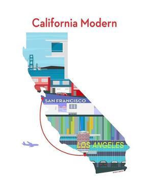 California Modern by Michael Murphy