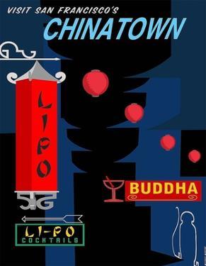 Chinatown by Michael Murphy