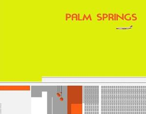 Gods of Palm Springs No 1 by Michael Murphy