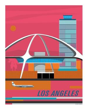 LAX 1 by Michael Murphy