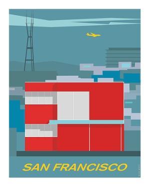 Neutra's Winter in SF by Michael Murphy