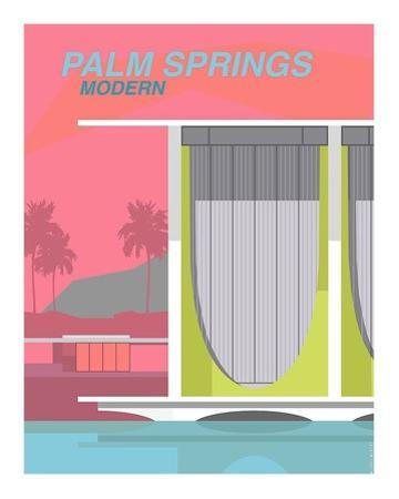 Palm Springs Modern by Michael Murphy
