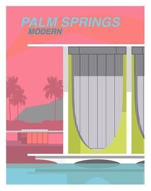 Palm Springs Modern by Michael Murphy