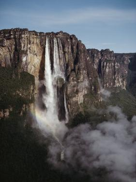 Angel Falls, the Highest Waterfall in the World by Michael Nichols