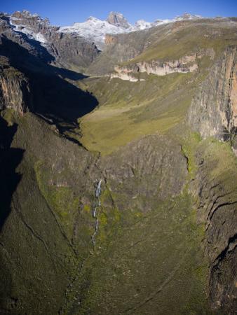 Slopes of Mount Kenya by Michael Nichols