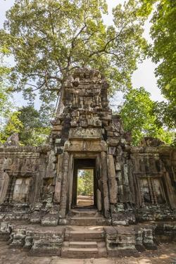 Baphuon Temple in Angkor Thom by Michael Nolan