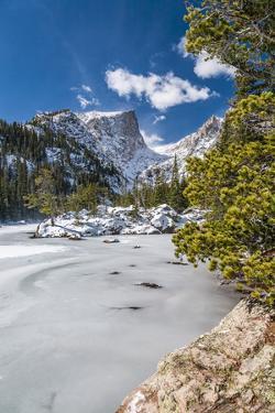 Bear Lake in Winter by Michael Nolan