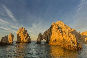 Sunrise at Land's End, Cabo San Lucas, Baja California Sur by Michael Nolan