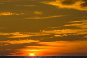 Sunrise Near Los Islotes, the Islets, Baja California Sur, Mexico, North America by Michael Nolan