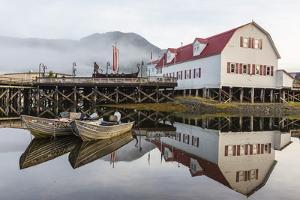 The Norwegian Fishing Town of Petersburg, Southeast Alaska, United States of America, North America by Michael Nolan