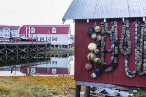 The Norwegian Fishing Town of Petersburg, Southeast Alaska, Usa by Michael Nolan