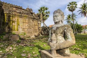 The Temple of Wat (Phnom) Nokor by Michael Nolan