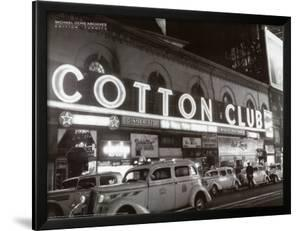 Cotton Club by Michael Ochs