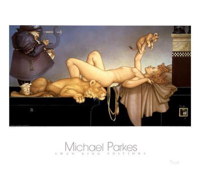 Dawn by Michael Parkes