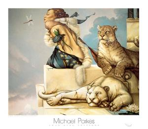 Deva by Michael Parkes