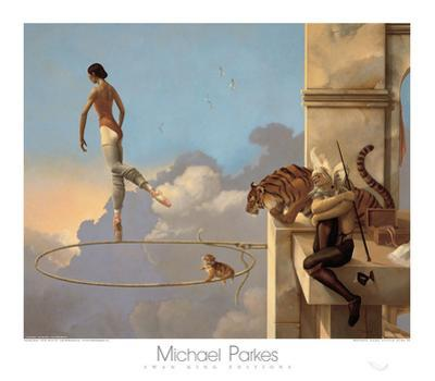 Dream for Rosa by Michael Parkes