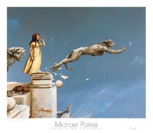 Gargoyles by Michael Parkes