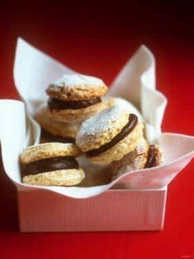 Hazelnut Chocolate Biscuits by Michael Paul