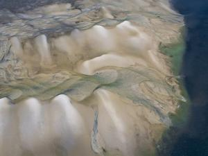 Patterns of Tidal Water Along the Coast of Mozambique by Michael Polzia