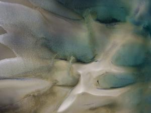 Tidal Beach Patterns by Michael Polzia