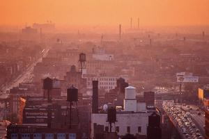 Chicago in 1989 by Michael Reinhard