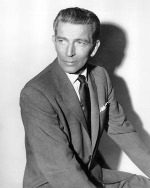 Michael Rennie - The Lost World