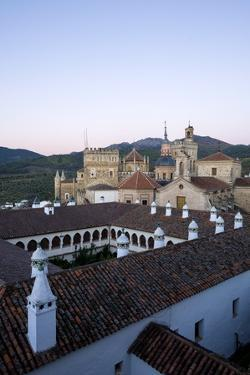 Royal Monastery of Santa Maria De Guadalupe by Michael