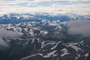 Aerial of Los Glaciares National Park by Michael Runkel