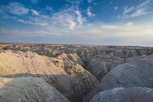 Badlands National Park, South Dakota, United States of America, North America by Michael Runkel