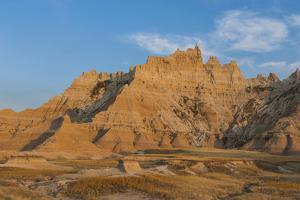 Badlands National Park, South Dakota, Usa by Michael Runkel