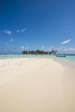 Beautiful island, El Acuario, San Andres, Caribbean Sea, Colombia, South America by Michael Runkel