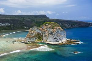 Bird Island Outlook, Saipan, Northern Marianas, Central Pacific, Pacific by Michael Runkel
