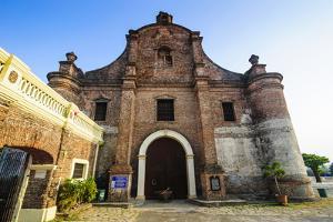 Church of Santa Maria, Ilocos Norte, Northern Luzon, Philippines by Michael Runkel