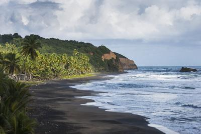 East Coast of Dominica, West Indies, Caribbean, Central America