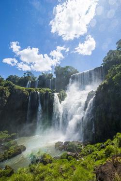 Foz De Iguazu (Iguacu Falls) by Michael Runkel