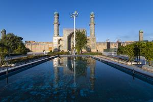 Great Mosque of Herat, Afghanistan by Michael Runkel