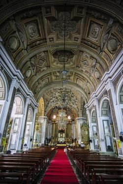 Interior of the San Augustin Church, Intramuros, Manila, Luzon, Philippines, Southeast Asia, Asia by Michael Runkel