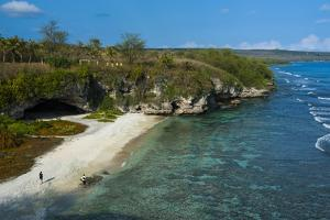 Ladder Beach, Saipan, Northern Marianas, Central Pacific, Pacific by Michael Runkel