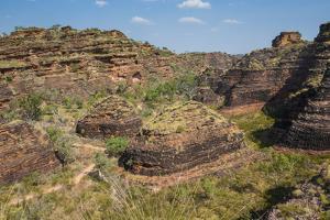 Mirima National Park (Hidden Valley National Park) Near Kununurra by Michael Runkel