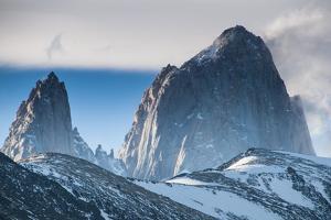 Mount Fitzroy, El Chalten, Los Glaciares National Park by Michael Runkel