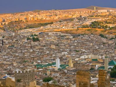 Old Medina of Fez, UNESCO World Heritage Site, Morocco, North Africa, Africa by Michael Runkel