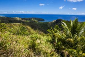 Outlook over Cetti River Valley in Guam, Us Territory, Central Pacific, Pacific by Michael Runkel