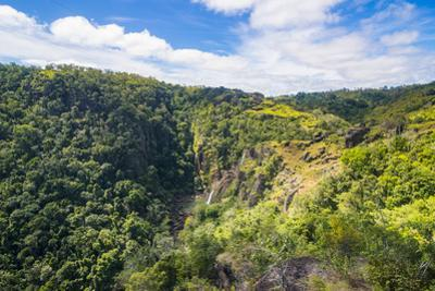 Rouna Falls along Sogeri road, Port Moresby, Papua New Guinea, Pacific by Michael Runkel