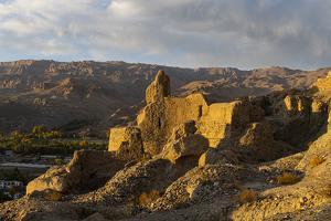 Shahr-e Gholghola (City of Screams) ruins, Bamyan, Afghanistan by Michael Runkel