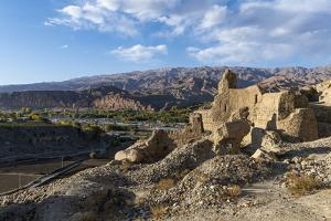 Shahr-e Gholghola (City of Screams) ruins, Bamyan, Afghanistan by Michael Runkel