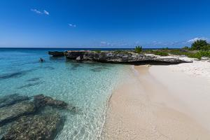 Smith's Barcadere sandy cove, Grand Cayman, Cayman Islands, Caribbean, Central America by Michael Runkel