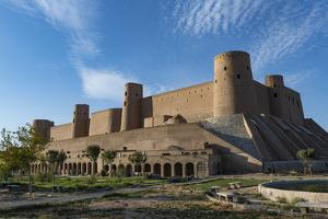 The citadel of Herat, Afghanistan by Michael Runkel