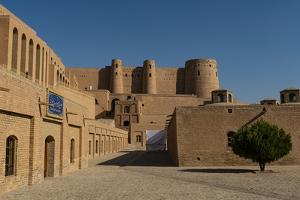 The Citadel of Herat, Herat, Afghanistan by Michael Runkel