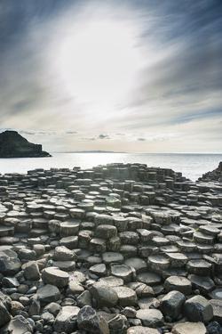 The Giants Causeway, County Antrim, Ulster, Northern Ireland, United Kingdom by Michael Runkel