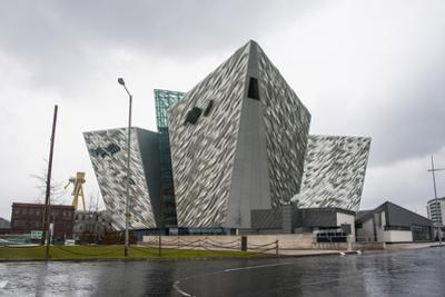 Titanic Museum, Belfast, Ulster, Northern Ireland, United Kingdom
